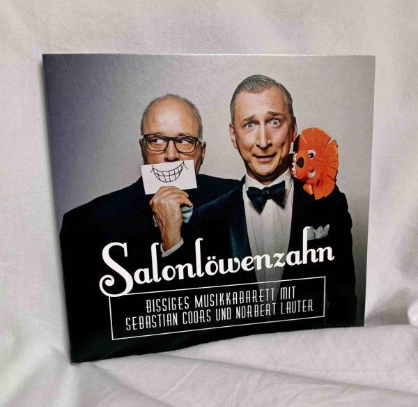 CD Salonloewenzahn Front